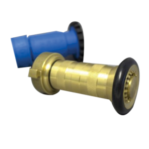 spraytech brass and plastic blue adjustable hand nozzles