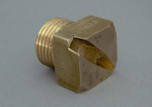 spraytech brass bitumen end nozzle