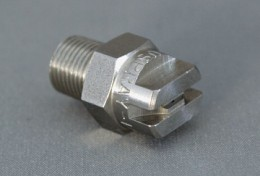 Spraytech Stainless Steel Low Capacity C2 Flat Spray Nozzle