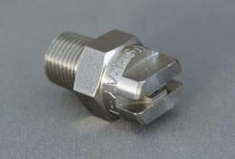 Spraytech Stainless Steel Low Capacity C2 Flat Spray Nozzle