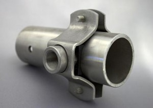 Spraytech Stainless Steel Split Eyelet Spray Connector / Accessories