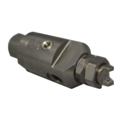 spraytech product automatic spray gun set up