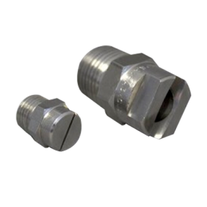 spraytech product stainless steel type c3 and c3e flat spray nozzles