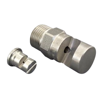 spraytech product stainless steel wide flat type cd3 spray nozzle and df deflected spray nozzle