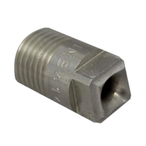 spraytech stainless steel full cone wide square b4 nozzle