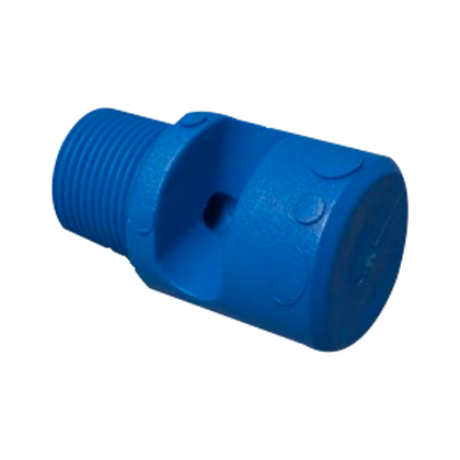 spraytech product blue plastic mini food nozzle