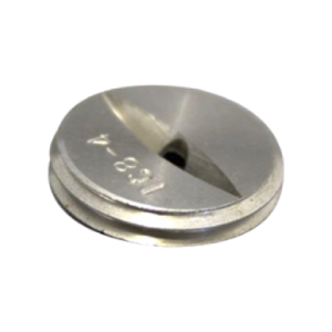 spraytech product stainless steel type c8 threaded disc nozzles